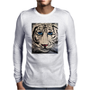 TIGGER  ABSTRACT Mens Long Sleeve T-Shirt