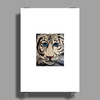 TIGGER  ABSTRACT Poster Print (Portrait)