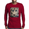 TIGGER THE TIGER Mens Long Sleeve T-Shirt