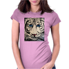 TIGGER THE TIGER Womens Fitted T-Shirt