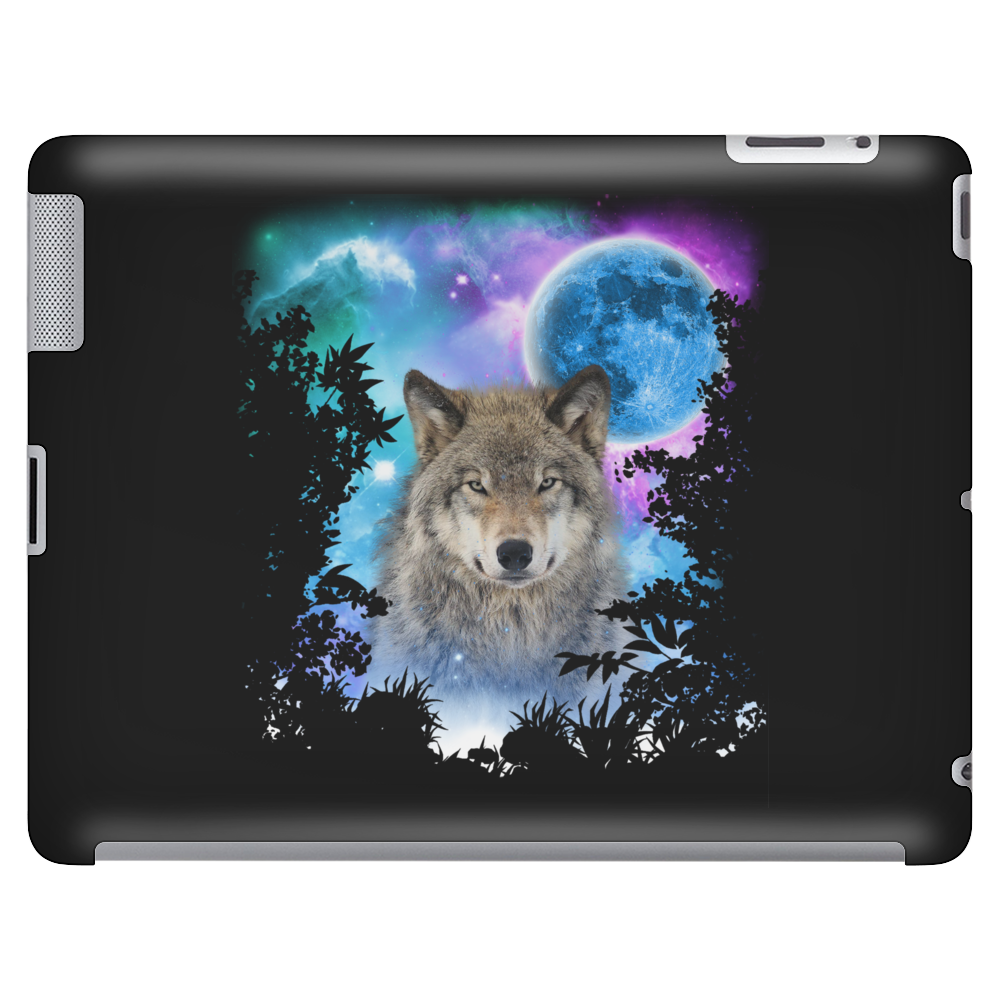 Timber Wolf MidNight Forest Tablet