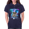 Timber Wolf MidNight Forest Womens Polo
