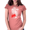 Time City Womens Fitted T-Shirt