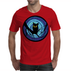 time for child stories: the EVIL OWL by Rouble Rust Mens T-Shirt
