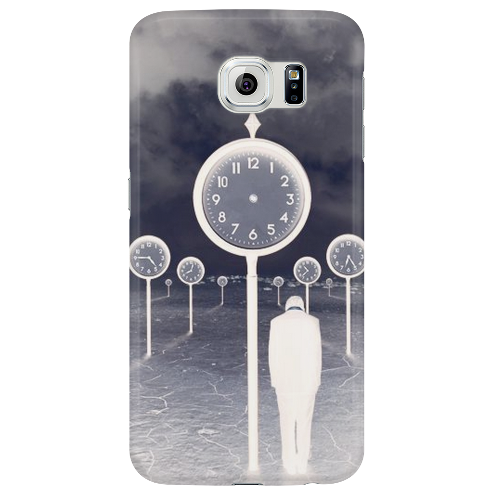 Time Phone Case