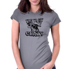 Time to Get Crazy!! Womens Fitted T-Shirt