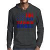 Time To Get Star Spangled Hammered Mens Hoodie