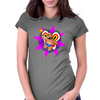 Tinkerbear Womens Fitted T-Shirt