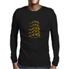 Tiny Brit SilhouetteHistory Mens Long Sleeve T-Shirt