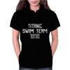 Titanic Swim Team 1912 Funny Womens Polo