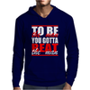 To Be The Man Ric Flair Woo Swag Trend Clothing Mens Hoodie