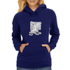 To own the world Womens Hoodie