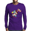 To The Rescue Mens Long Sleeve T-Shirt