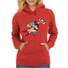 To The Rescue Womens Hoodie