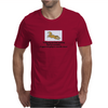 Today my decision making kinda resembles a squirrel trying to cross the street  Mens T-Shirt