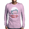 "Tokyo Ghoul - ""What's 1000 minus 7?"" (Minimalistic) Mens Long Sleeve T-Shirt"
