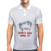"Tokyo Ghoul - ""What's 1000 minus 7?"" (Minimalistic) Mens Polo"