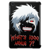 "Tokyo Ghoul - ""What's 1000 minus 7?"" (Minimalistic) Tablet"