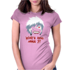 "Tokyo Ghoul - ""What's 1000 minus 7?"" (Minimalistic) Womens Fitted T-Shirt"