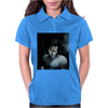 Tom Waits by Paul Skellett Womens Polo