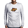 Tomato Friends Mens Long Sleeve T-Shirt