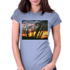 Tombstone Ocotillo Sunset Womens Fitted T-Shirt