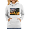 Tombstone Ocotillo Sunset Womens Hoodie