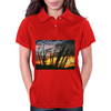 Tombstone Ocotillo Sunset Womens Polo