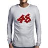 TOMIZAWA Mens Long Sleeve T-Shirt