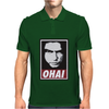 Tommy Wiseau OHAI obey The Room Mens Polo