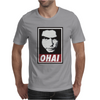 Tommy Wiseau OHAI obey The Room Mens T-Shirt