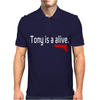 Tony is alive Sopranos Mens Polo