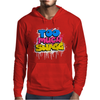 Too Much Swagg Graffiti Mens Hoodie