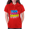 Too Much Swagg Graffiti Womens Polo