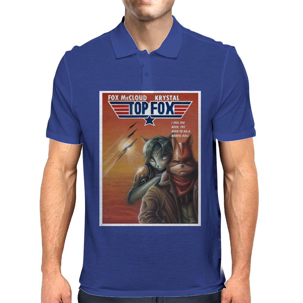Top Fox Mens Polo