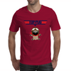 Top Pug T-shirt Mens T-Shirt