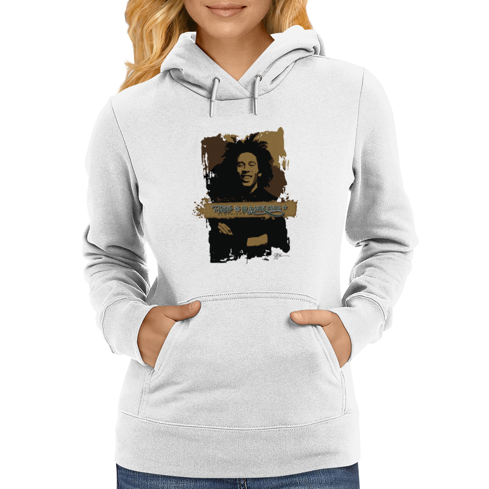 Top Ranking Series: #001 Womens Hoodie