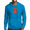 Totem Of The Informed Savage by YAWNZ Mens Hoodie