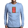 Totem Of The Informed Savage by YAWNZ Mens Long Sleeve T-Shirt