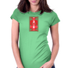 Totem Of The Informed Savage by YAWNZ Womens Fitted T-Shirt