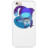 Totoro -chesire cat Phone Case