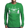 Totoro My Neighbour Anime Mens Long Sleeve T-Shirt