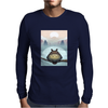 Totoro studio ghibli Mens Long Sleeve T-Shirt