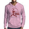 Touch Down Funny Mens Hoodie