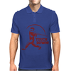 Touch Down Funny Mens Polo