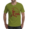 Touch Down Funny Mens T-Shirt