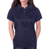 touch my butt and you touch my heart Womens Polo