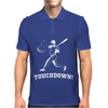 Touchdown - Funny Sports Mens Polo