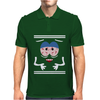 Towelie Get High South Park Mens Polo