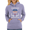 Towelie Get High South Park Womens Hoodie